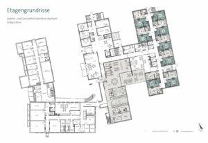 Pflegeimmobilie kaufen Bochum Wattenscheid – Grundriss