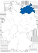 Pflegeimmobilie kaufen im Bundesland Mecklenburg Vorpommern