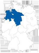 Pflegeimmobilie kaufen im Bundesland Niedersachsen