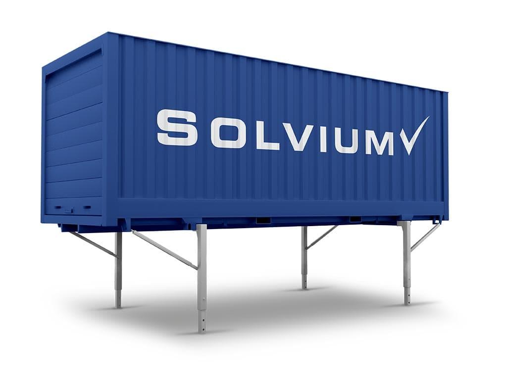 Solvium Logistik Opportunitäten Nr. 2 Standard Wechselkoffer